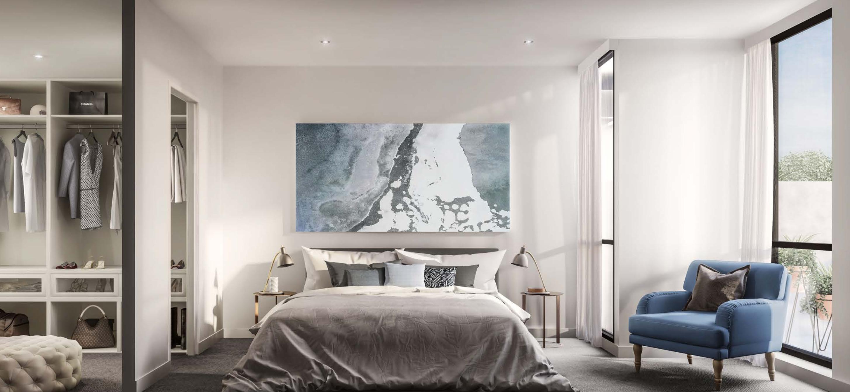Chronicle - Bedroom