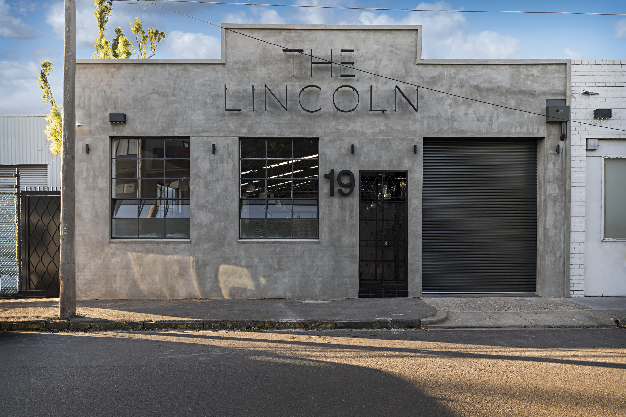 19 Lincoln Street- Outside